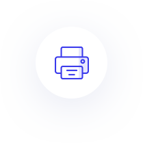 san jose direct mail marketing printer icon